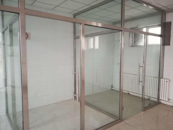 玻璃隔断 案例