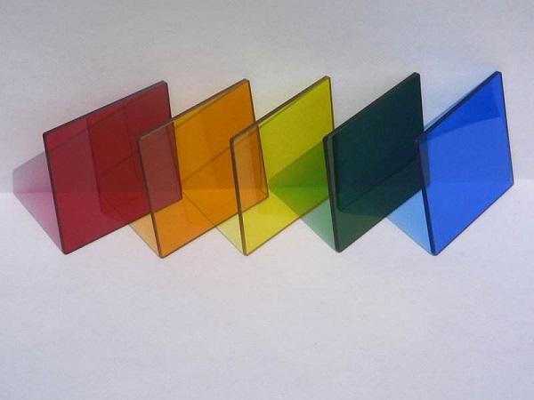 彩色镀膜玻璃